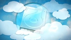 PHOTO: The Cloud isn't really a hard drive in the sky.