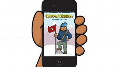 PHOTO: Coupon Sherpa Caricature