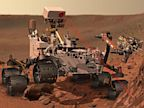 PHOTO: Curiosity Mars rover