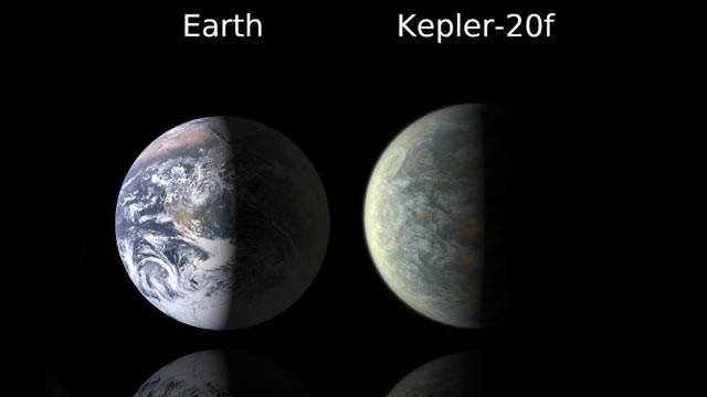PHOTO: NASA's Kepler mission announces that it's found two planets circling another star, the first ever that are Earth's size or smaller.