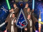 PHOTO: NASA released this Star Wars based poster for the Expedition 45 crew. This isn't the first time in which NASA has channeled pop culture.