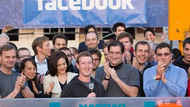 Facebook IPO: Social Network's Timeline