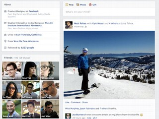 New Facebook Timeline Rolls Out