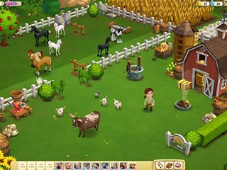 FarmVille 2: Digital Farming Come to Life