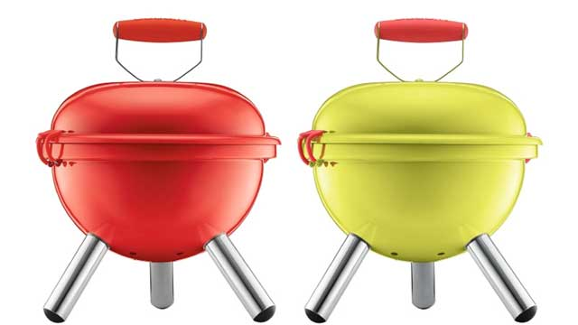 PHOTO: Bodum FYRKAT grill