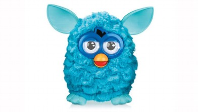 PHOTO: The Furby has returned.