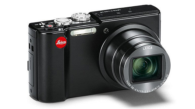 PHOTO: The Lecia V Lux 40 point and shoot camera.