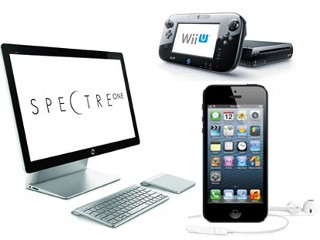 Gadgets: iPhone 5, Wii U