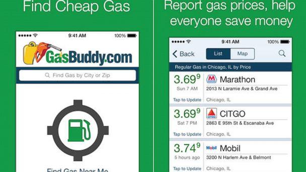 PHOTO: Find cheap gas.