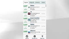 PHOTO: Gas Buddy's iPhone and Android app helps you find the cheapest gas prices around.