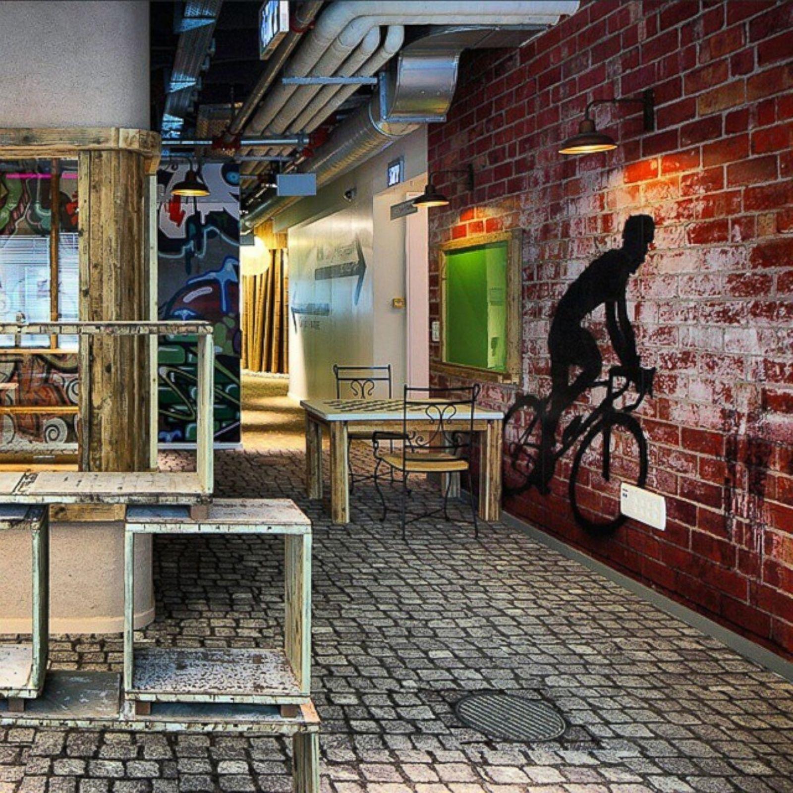 Google Office Irvine 1: Inside Google Offices Around The World Photos