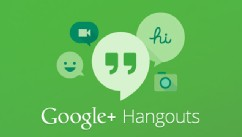 PHOTO: Google Hangouts