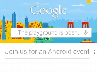 New Android Expected at Google Event