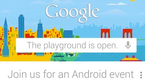 ht google invite jef 121018 wblog Hurricane Sandy Prompts Google to Cancel Android Event