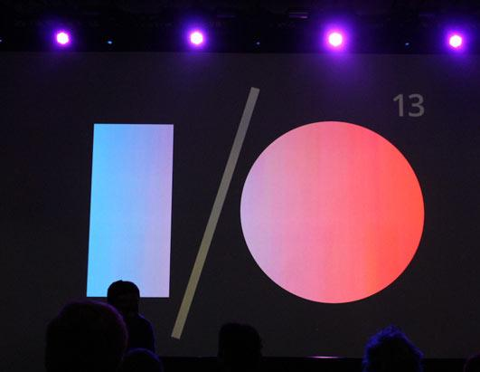 Google I/O: The Google Developer's Conference