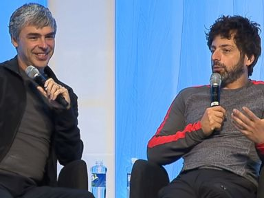 Google Co-Founder: People Shouldn't Have to Work So Much