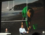 PHOTO: Googles Vic Gundotra introduced new photos features for Google Plus at the 2013 Google I/O conference.