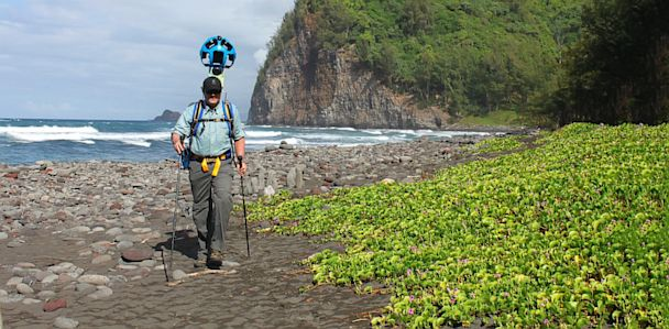 ht google trekker kb 130628 33x16 608 Google Camera Backpack to Be Lent to Others to Map the World