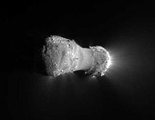 NASA Mission Successfully Flies by Comet Hartley 2