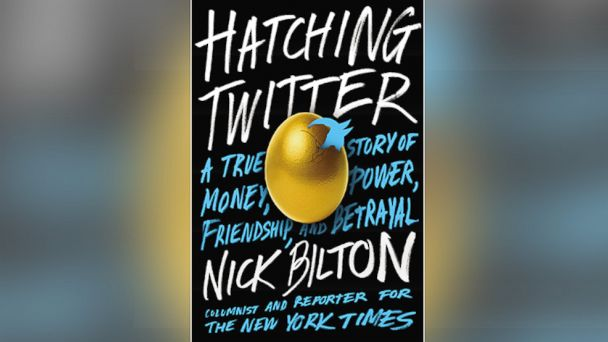 "PHOTO: ""Hatching Twitter"" is a bestselling book by Nick Bilton about the early days of Twitter."