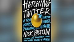 PHOTO: Hatching Twitter is a bestselling book by Nick Bilton about the early days of Twitter.