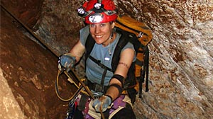 Photo: Cool Jobs: Cave Explorer, Forgery Detective: Scientists Who Go Far Beyond the Lab