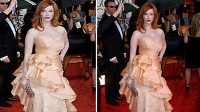 NYT Photo, Post on Christina Hendricks Sparks Controversy