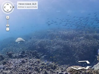 Google Brings Barrier Reef to the Surface