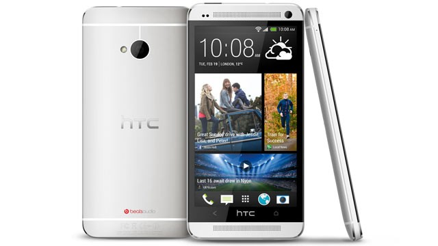 PHOTO: The HTC One has a 4.7-inch screen, an ultrapixel camera and HTC's Blinkfeed software.