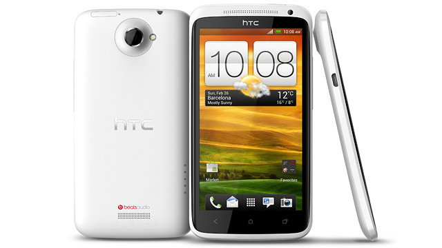 PHOTO: HTC One X