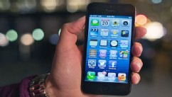 PHOTO: Apple's iPhone 5.