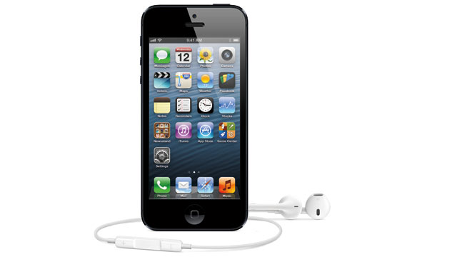 PHOTO: Apple's iPhone 5 has a 4-inch screen, LTE and a new design.