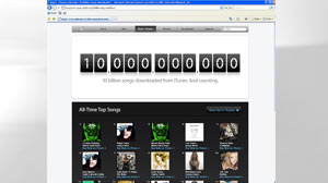 Apples iTunes Store serves up 10 billionth song