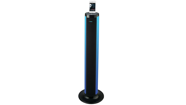 PHOTO: iHome speaker tower