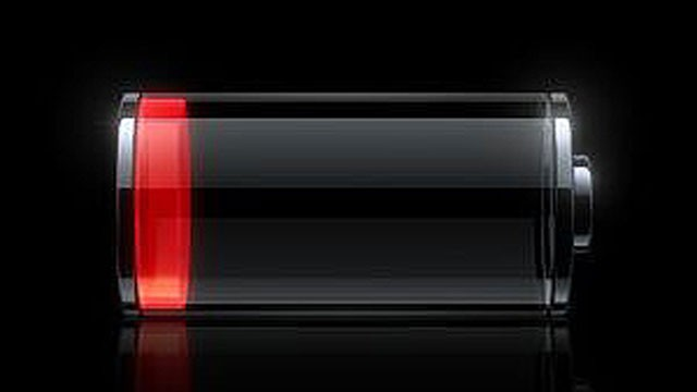 PHOTO: Users of the iPhone 4S are finding that their battery life doesn't last long.