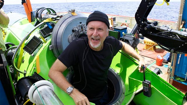 PHOTO: James Cameron