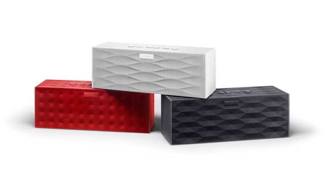 PHOTO: The Big Jambox compact wireless speakers are seen here in this undated file photo.
