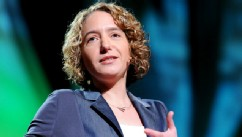 PHOTO: Kathryn Schulz, Wrongologist, speaks during Session 12: Only If. If Only. in this March 4, 2011 file photo at TED2011 in Long Beach, Cali.