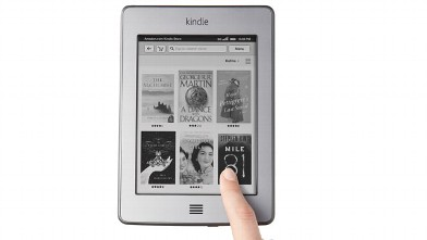 PHOTO: Amazon offers access to millions of e-books right on the Kindle.