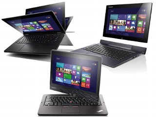 Lenovo Flips Out With New Yoga Windows 8 Laptop