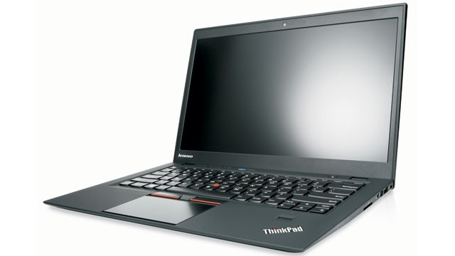 PHOTO: Lenovo's ThinkPad X1 Carbon ultrabook starts at $1,399.