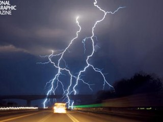 Photos: Lightning Chaser Hunts Ultimate Strike