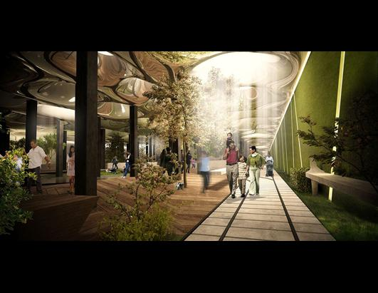 Lowline Park Project