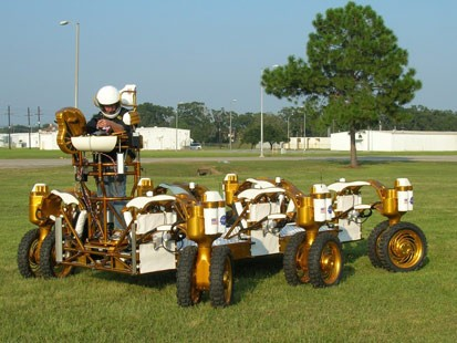 Long distance moon rover that could search for water moon water