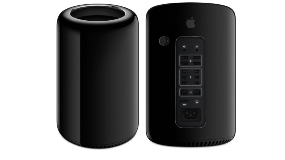 PHOTO: The new Mac Pro will go on sale Dec. 19, 2013, starting at $2,999.