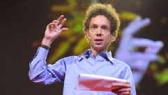 PHOTO: Malcolm Gladwell speaks at TEDGlobal 2011.