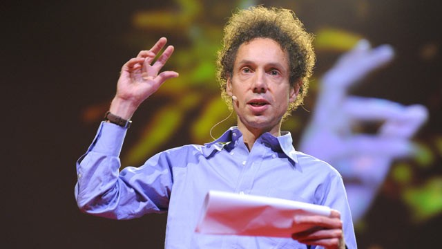 PHOTO:&nbsp;Malcolm Gladwell speaks at TEDGlobal 2011.
