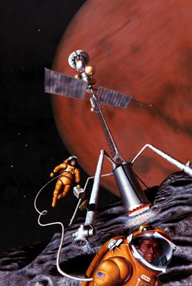 NASA Dreams of Mars
