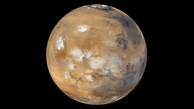 PHOTO: Mars