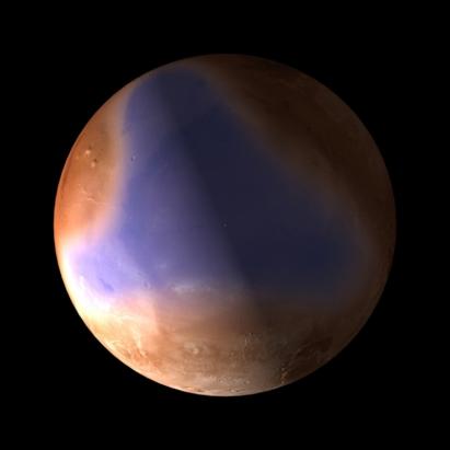 Former Ocean on Mars